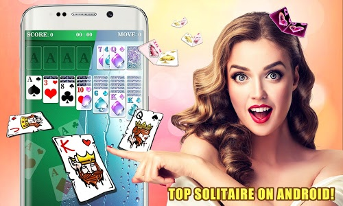 Download Solitaire - Brain Training, Themes, Wallpapers 1.7.1 APK