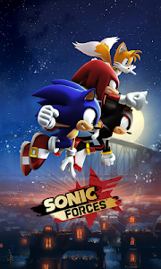screenshot of Sonic Forces version 2.7.1