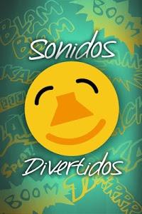 screenshot of Sonidos para Whatsapp version 1.3