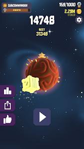 screenshot of Space Frontier 2 version 1.1.4