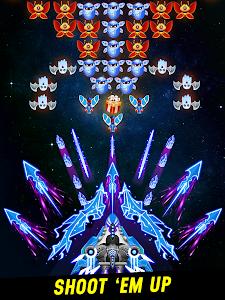 screenshot of Space Shooter: Galaxy Attack version 1.300