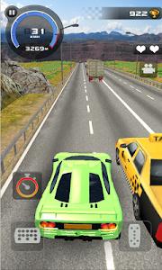 screenshot of Speed Car Traffic Racing version 1.5