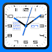 Download Square Analog Clock-7 2.0 APK