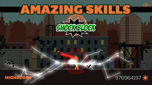 screenshot of Stick Fight version 3