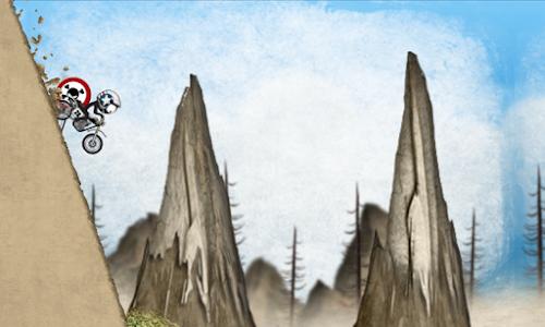 Download Stickman Downhill Motocross 2.9 APK