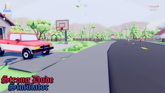 Download Strong Dude Simulator 1.2.7 APK