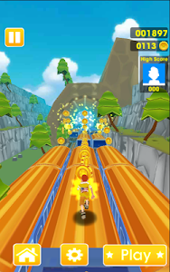 Download Subway Surf: Rush Hours 2017 1.2 APK