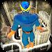 Super Blue Hero