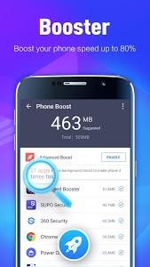screenshot of Super Cleaner - Antivirus, Booster, Phone Cleaner version 2.4.18.22855