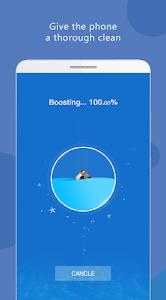 screenshot of Super Cleaner Pro version 1.1.2