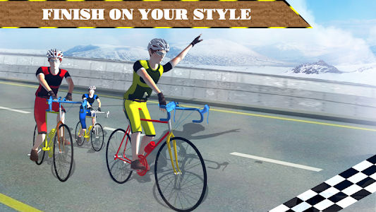 Download Super Cycle Amazing Rider 1.1 APK