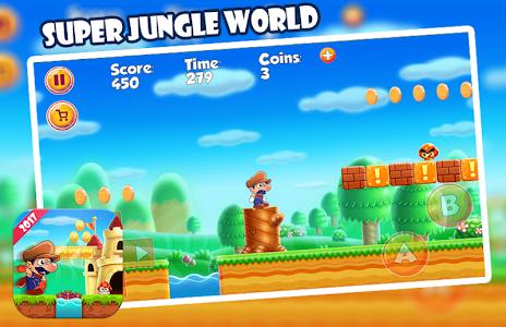 Download Super Jungle World  1.0 APK