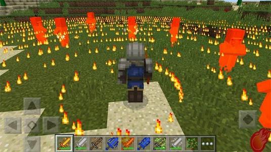 Download Swords Mod for Minecraft PE 1.0.2 APK