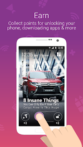 screenshot of TWIG - Lockscreen Rewards version 1.44