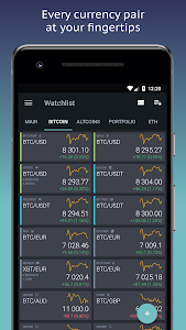 Download TabTrader Buy Bitcoin and Ethereum on exchanges 3.8.9 APK