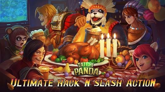 screenshot of Taichi Panda version 2.53