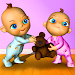 Download Talking Baby Twins - Babsy 2.2.0 APK