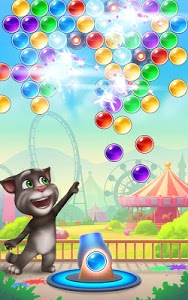 Download Talking Tom Bubble Shooter 1.5.3.20 APK