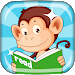 Download Monkey Junior: Learn to read English, Spanish&more 24.0.10 APK