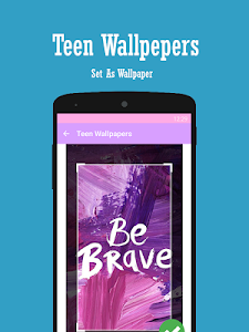 Download Teen Wallpapers 1.1.0 APK