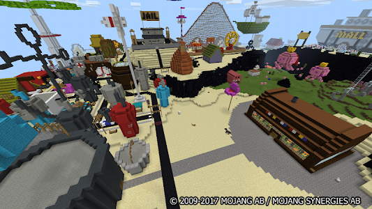 Download The Bikini Bob City Map for MCPE 2.1 APK