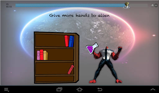 Download The Stupid Test: Puzzled Alien 1.0 APK