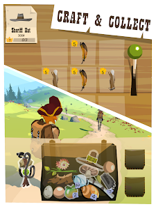 screenshot of The Trail version 6684