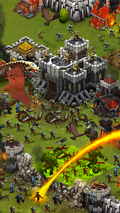 screenshot of Throne Rush version 4.16.2
