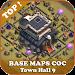 Download Top Base Maps COC TH 9 1.3 APK