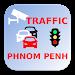 Traffic in Phnom Penh