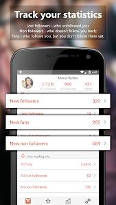 Download Unfollow Pro for Instagram 2.30 APK