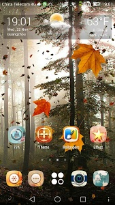 screenshot of V Launcher- 3D Theme & HD Wallpaper version Varies with device