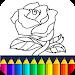 Download Valentines love coloring book  APK