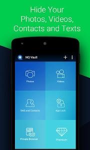 screenshot of Vault-Hide SMS, Pics & Videos version 6.5.00.22