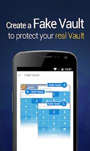 screenshot of Vault-Hide SMS, Pics & Videos version 6.4.04.22