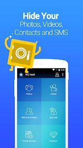 Download Vault-Hide SMS,Pics & Videos,App Lock,Cloud backup  APK