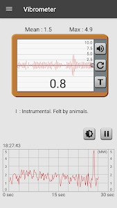 Download Vibration Meter 1.6.1 APK