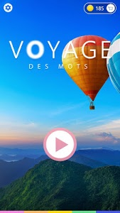 screenshot of Voyage Des Mots version 1.0.61