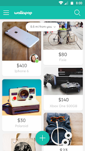 screenshot of Wallapop - Buy & Sell Nearby version 1.48.3