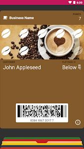 screenshot of WalletPasses | Passbook Wallet version 1.2.3
