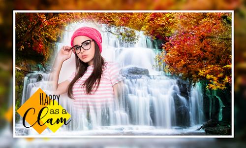 Download Waterfall Photo Frames 1.0.16 APK