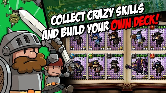 Download WhamBam Warriors - Puzzle RPG 1.1.54 APK