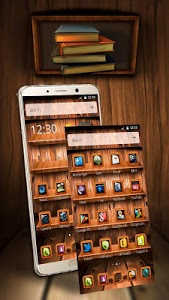 Download Wooden Touch Launcher 1.1.10 APK