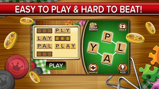 screenshot of Word Collect - Free Word Games version 1.142