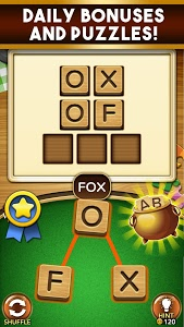 screenshot of Word Collect - Free Word Games (FKA Word Addict) version 1.127