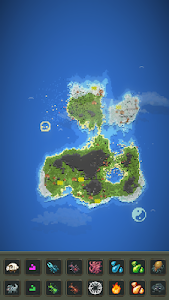 screenshot of WorldBox - Sandbox God Simulator version 0.1.35