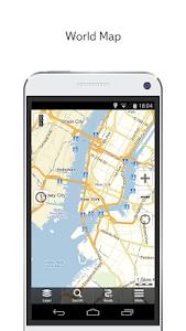 screenshot of Yandex.Maps version 3.50