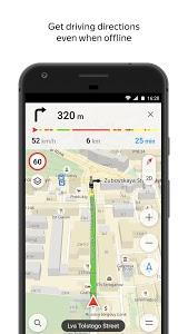 Download Yandex.Maps 7.6.2 APK