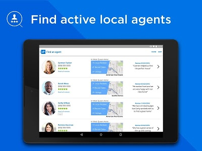 screenshot of Zillow: Find Houses for Sale & Apartments for Rent version Varies with device