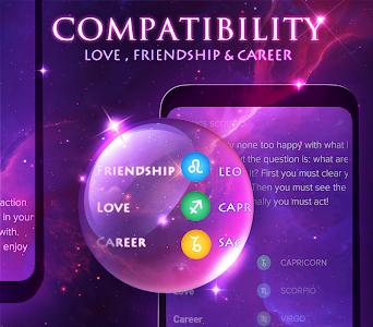 screenshot of Zodi Launcher - Themes & Horoscope version 1.0.9